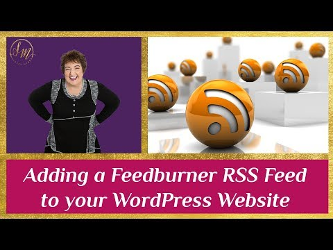 adding-a-feedburner-rss-feed-to-your-wordpress-website.html