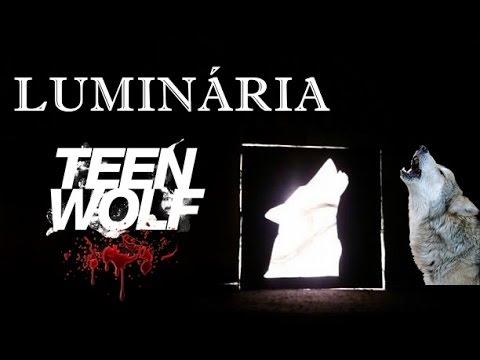 DIY: Luminária de Teen Wolf - Poxa João