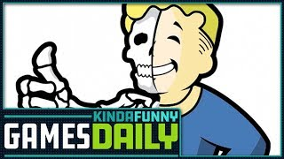 Todd Howard Says Single Player Games Aren't Dead - Kinda Funny Games Daily 07.05.18