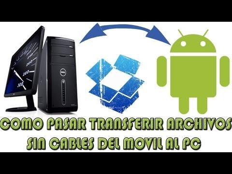 Pasa cualquier archivo del PC al movil/tablet sin complicaciones por wifi - HD