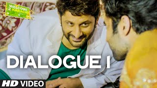 Tune Delivery karna Kis Se Seekha? | Dialogue 1 | Welcome 2 Karachi