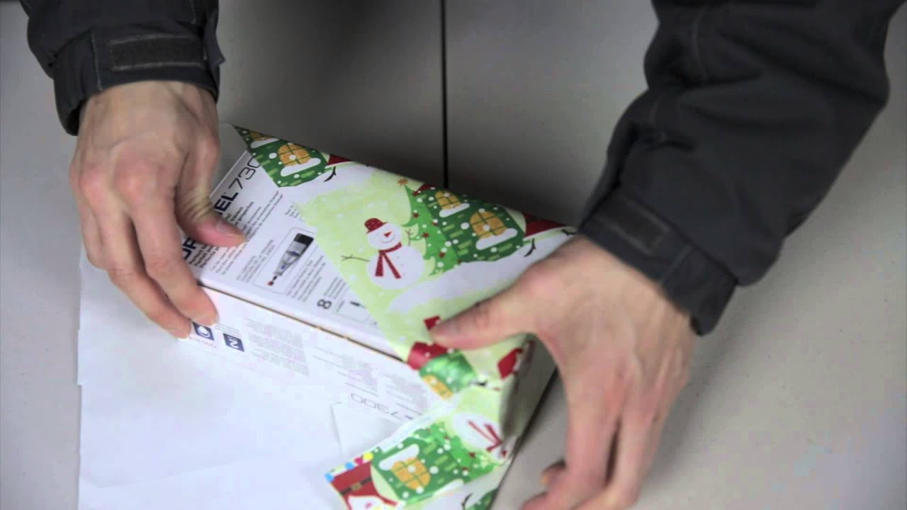 [The Ultimate Gift Wrap Hack] Video