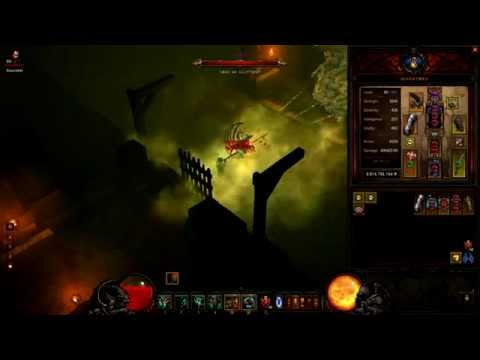 Diablo 3: World Record Uberbosses Solo Speedkill in 1min and 43.101 sec -by dtx