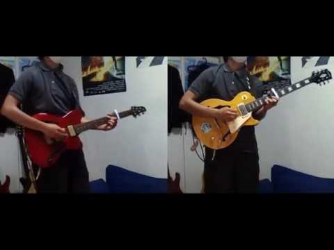 RADWIMPS 前前前世 ギター 弾いてみた。