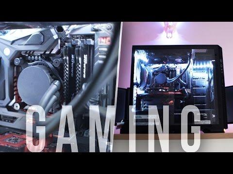 Custom Editing and Gaming PC Build! (2016)