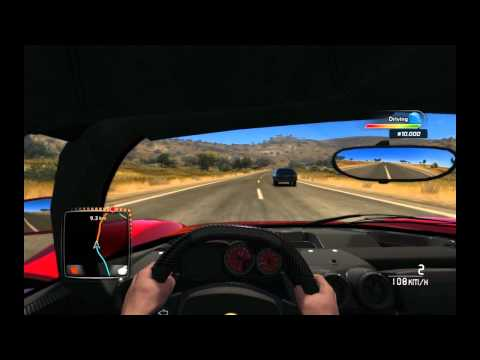 Test Drive Unlimited 2 - Ferrari Enzo Transport mission