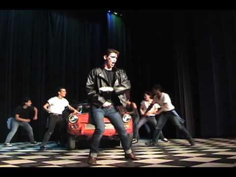 Josh Nadler as Kenickie in