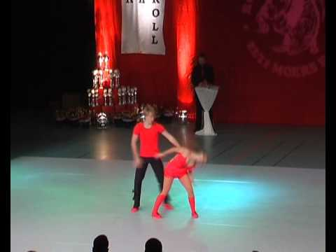 Monika Mayer & Benedikt Krings - Großer Preis von Deutschland 2011