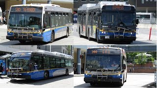 [Compilation] Translink Bus/Skytrain Action