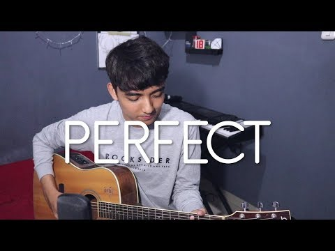 Ed Sheeran   Perfect  Reza Darmawangsa Cover