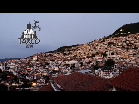 Downhill Taxco 2014 Practice day