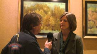 Catherine Dunwoody Interview at Alternative Fuels and Vehicle