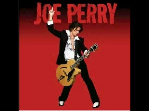 Joe Perry - Mercy