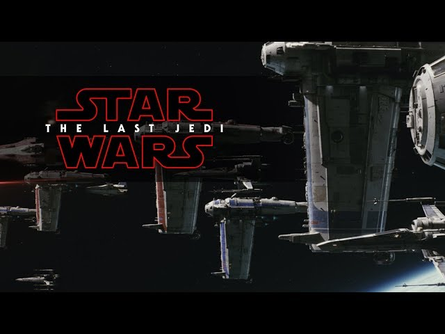 Star Wars The Last Jedi  Resistance Bomber Design