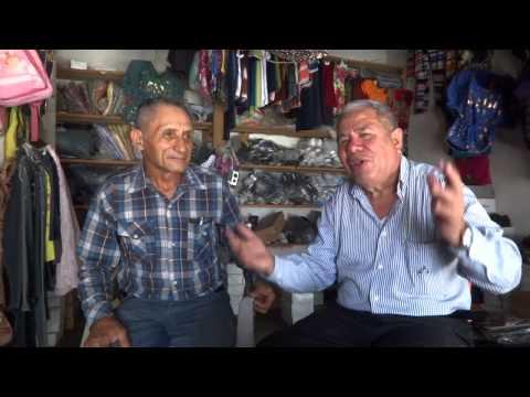 Telegrafistas de Nicaragua - Entrevista a Don Paulino Mejia Morales en Danli, Honduras.