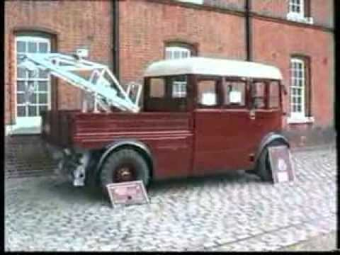 1931 Crossley Condor Portsmouth Bus, converted into a Recovery Vehicle