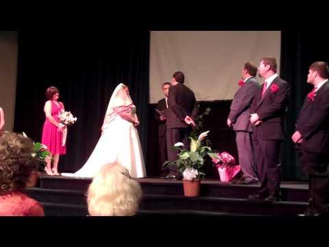 Caleb And Brandi Carr's Wedding (Full).MP4