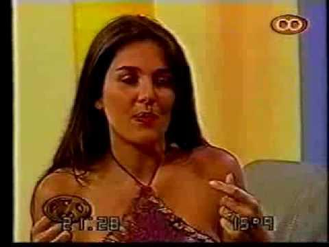 Videomatch 2000 ~ La mesa de Andrea con Cecilia Bolocco (Parte 01)