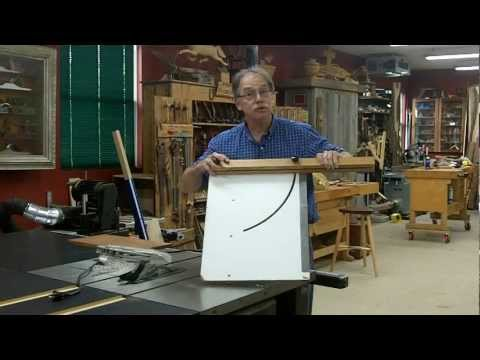 The Crosscut Sled & The Kreg System with Scott Phillips. Presented by Woodcraft