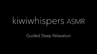 Can't Sleep? Guided Whisper Relaxation to Help You Fall Asleep   ASMR