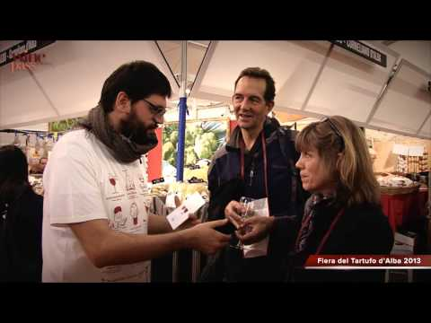 Alba Truffle Fair 2013 - Flash interview - Hopping from town to town