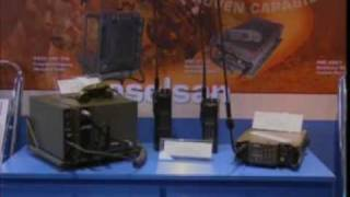Aselsandan Yeni Modern Telsizler / Turkish Defence Industry - Defined Radio