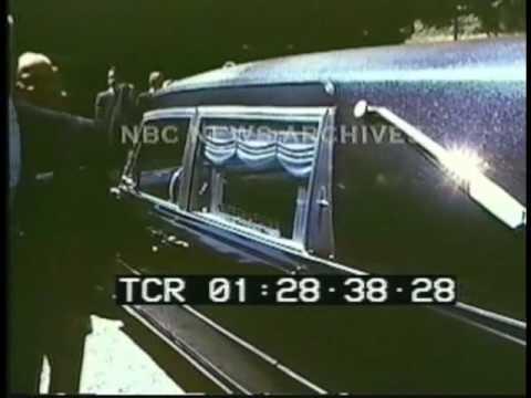 Funeral of Abigail Folger