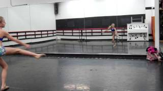 Chloe Solo Rehearsal -Dont Catch Me