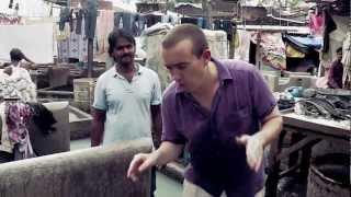 Matthew VS Mumbai - Dhobi Ghat