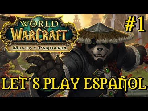 World of Warcraft : Mists of Pandaria - Primeros pasos - Let