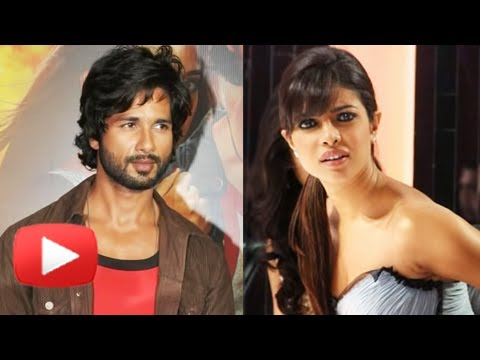 Shahid Kapoor Abuses Priyanka Chopra - IIFA 2014 WATCH NOW!