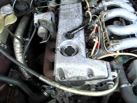 Mercedes 602 engine in 1986 w201 chassis 5 cyl non turbo for Mercedes benz 5 cylinder diesel engine