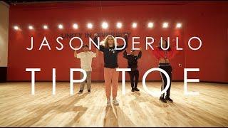 Download Lagu Jason Derulo ft. French Montana - Tip Toe   @mikeperezmedia Choreography Gratis STAFABAND