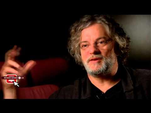 Entrevue avec le cinéaste François Girard, réalisateur du film « Boychoir »  (version sans montage)