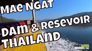 JC's Road Trip – A Night on a Houseboat on Mae Ngat Dam & Reservoir Thailand