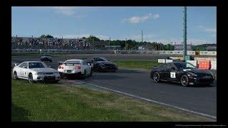 Gran Turismo™SPORT GT League Nissan GT-R Cup Race 3 Broadcast
