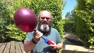 #97 Blow Sit Pop & Pump till burst Tangobaldy Balloon Fun
