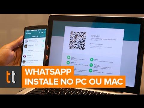WhatsApp no PC ou Mac: como baixar e instalar