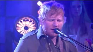 download lagu Ed Sheeran Performs Shape Of You - Live - gratis
