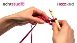 Echtstudio - Vaste steek (UK double crochet = US single crochet)