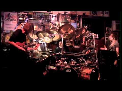 Terry Bozzio - Alex Machacek - Jimmy Johnson Live at the Baked Potato pt.2