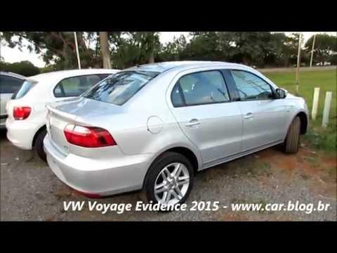 Volkswagen Voyage 2015 Evidence - www.car.blog.br
