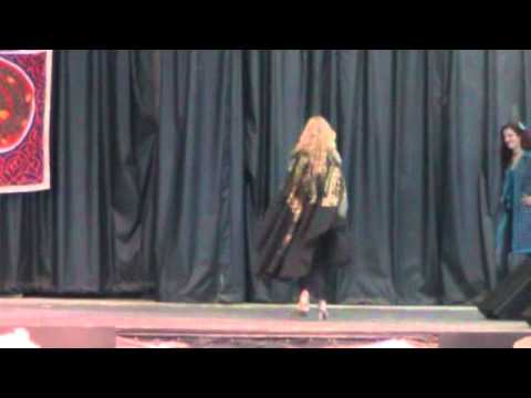 Arab World Fest Fashion Show 2010 Part 2.flv