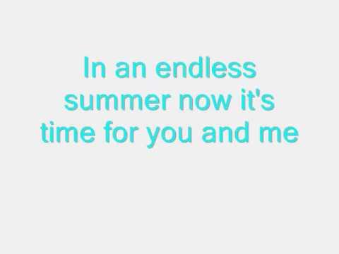 Cascada - Endless Summer Lyrics