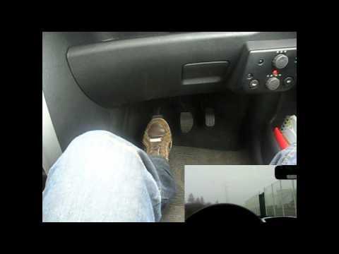 Démarrer et arrêter la voiture (permis de conduire étape 1) leçon 2.