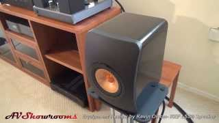 KEF LS50 Review, part 3, Sonic Evaluations and Review Conclusions