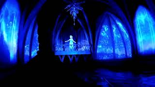 Frozen Ever After Ride @ Disney's Epcot