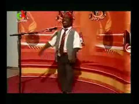 Singer from south Algeria sings Moroccan pop song
