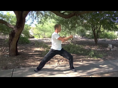 8 Brocades of Qigong