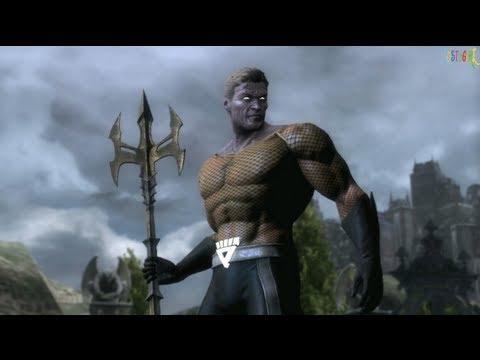 Injustice Gods Among Us Aquaman Blackest Night Costume
